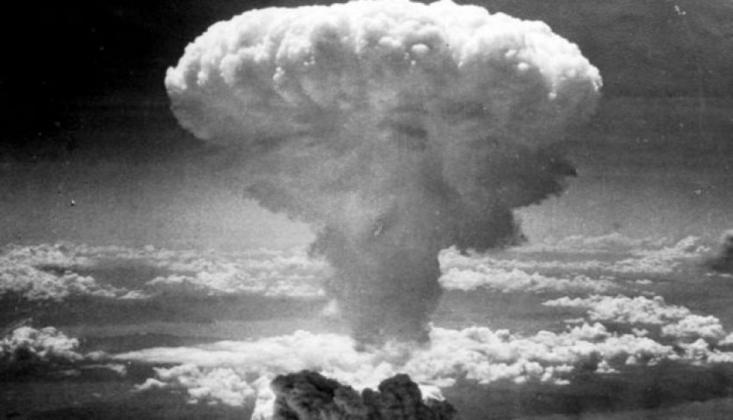 ABD Nagazaki'ye Atom Bombası Attı
