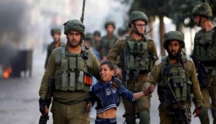 700'den Fazla Filistin'li Çocuk Gözaltına Alındı