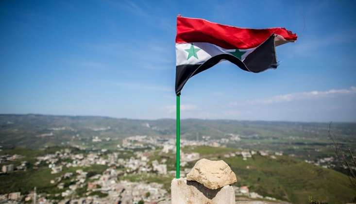 Suriye: Siyonizme Karşı Savaşan Tüm Ülkeler Doğal Müttefikimiz