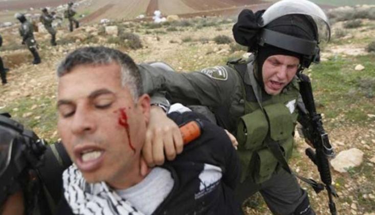 Siyonistler 119 Filistinliyi Tutukladılar