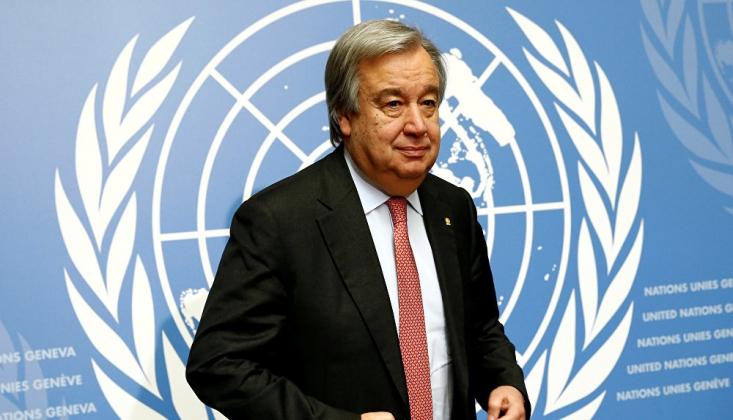 BM'den ABD ve Türkiye'ye Çağrı