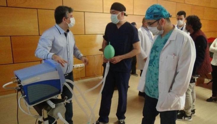 Türk Üniversite Öğrencileri Pandemiyle Mücadele İçin Projeler Üretecek