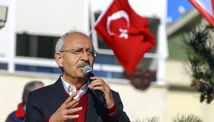 Kılıçdaroğlu'ndan 'Yeniden Aday Olacağım' Diyen İnce Hakkında İlk Açıklama