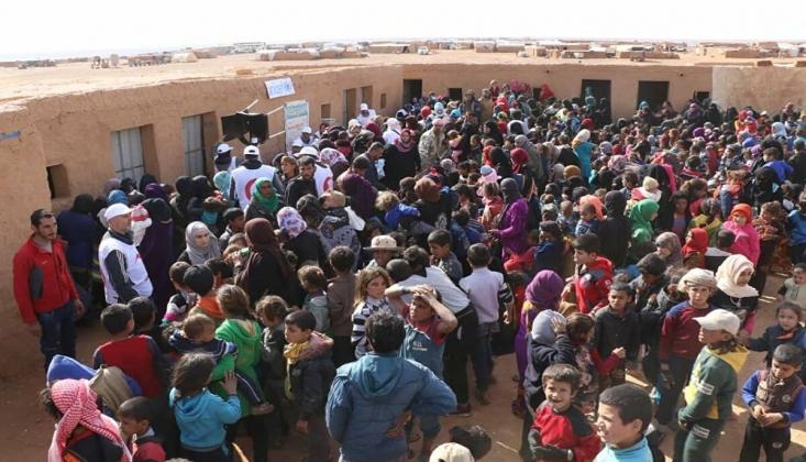 Türkiye'deki Suriyeli Nüfusu