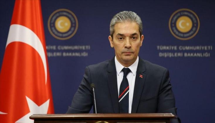 Dışişleri Bakanlığı'ndan 'Libya Anlaşması' Açıklaması