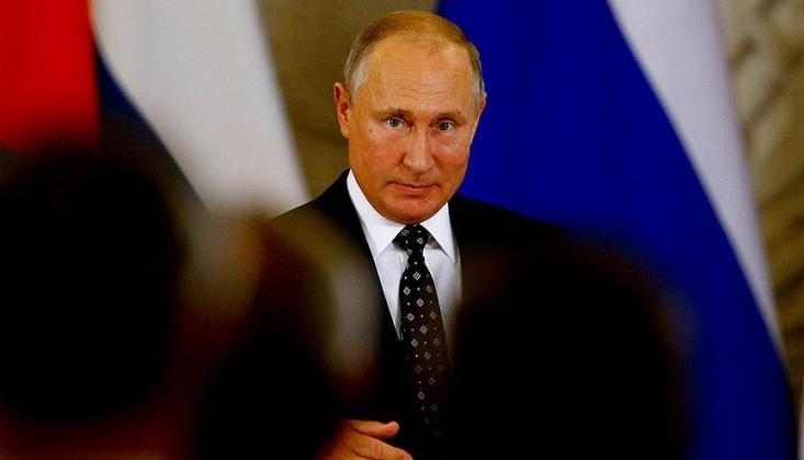Putin, Batı'nın İran'a Yönelik Yaptırım Poltikasını Eleştirdi