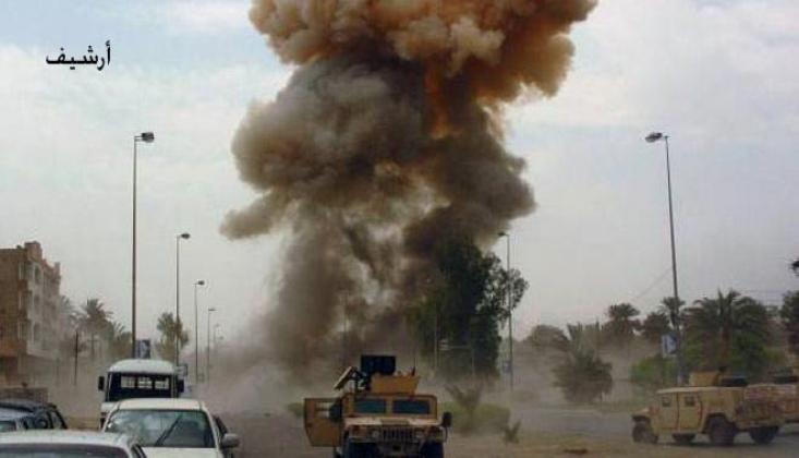 Irak'ta ABD Askeri Konvoylarına Saldırı