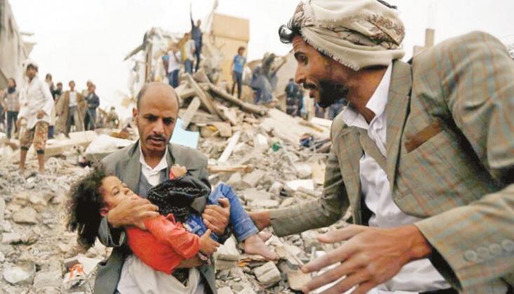 Yemen En Kötü İnsani Kriz Eşiğinde Olması