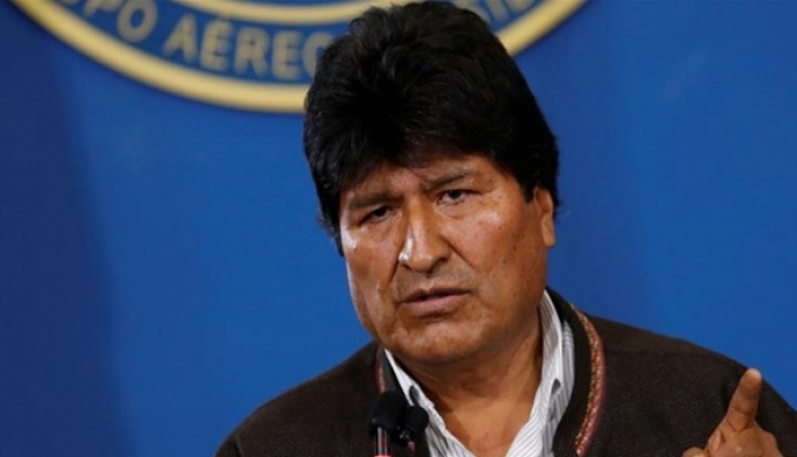 """Morales: """"Yeni Bir Darbe Planlanıyor, ABD'den İki Uçak Silah Gönderildi"""""""