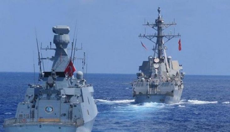 Türkiye'den Akdeniz'de Yeni NAVTEX İlanı