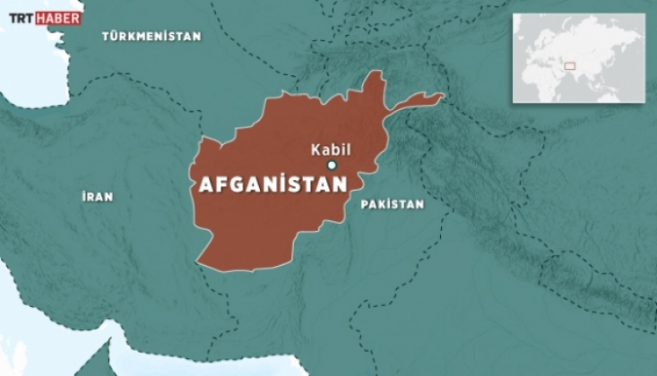 Afganistan'da Peş Peşe Bombalı Saldırı