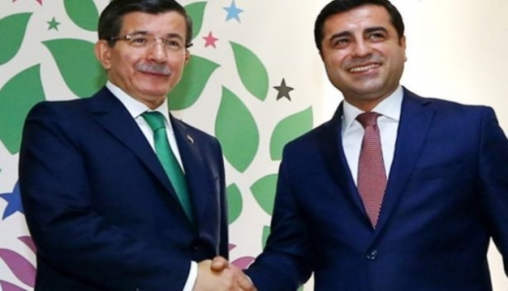 Demirtaş'tan 'Davutoğlu' ve 'Babacan' Açıklaması