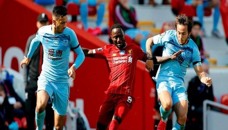 Liverpool Bu Sezon Bir İlki Yaşadı