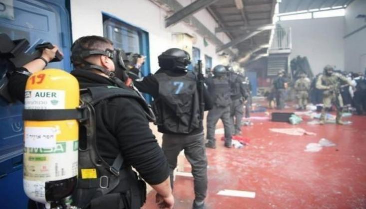 İşgal Rejimi Filistinli Mahkumlara Saldırıyor