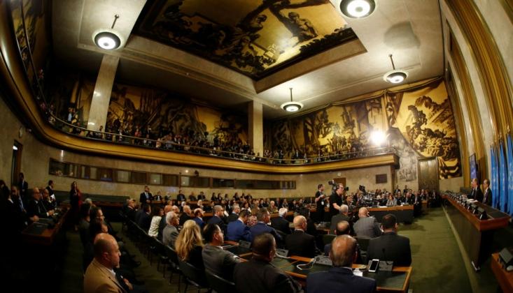 Suriye Anayasa Komitesinin Çalışmalarına 6 Ülkeden Destek
