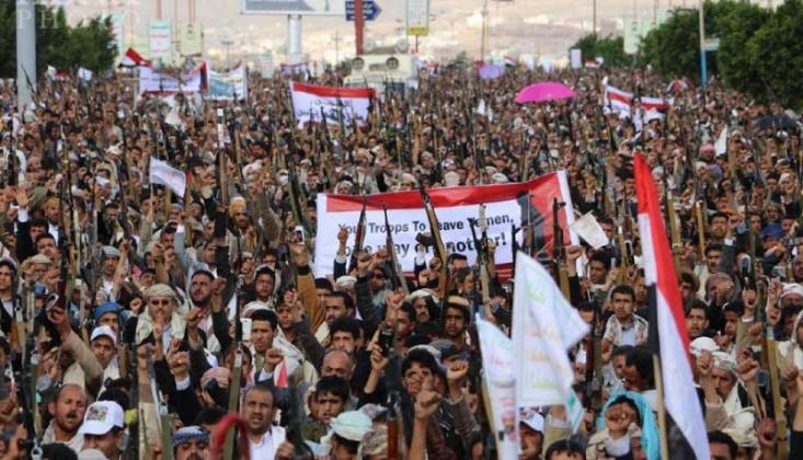 Yemen, Kudüs'ün Kurtuluşu İçin Yapılacak Büyük Savaşın Ön Saflarında Olacaktır