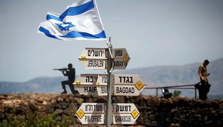 İran'ı Suriye'ye Sokmayacağız Diyen İsrail: 'İran'ı Suriye'den Çıkarana Dek Durmayacağız'
