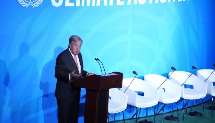 Guterres: 'Doğa Kızgın Ve İntikamını Alıyor'