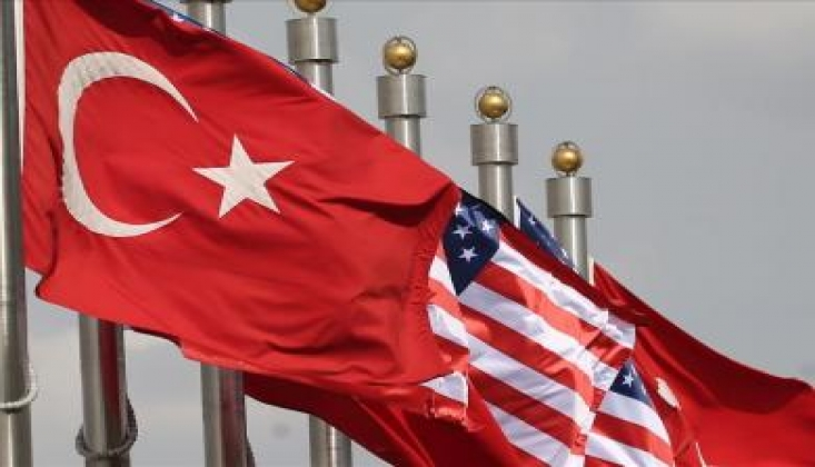 ABD: Türkiye'nin Batı'ya Çapalanmış Olması Çıkarımızadır!