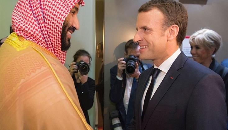 BM Rapörtörü: Merkel İle Macron, Suudi Veliaht Prensi'nin Suç Ortağı