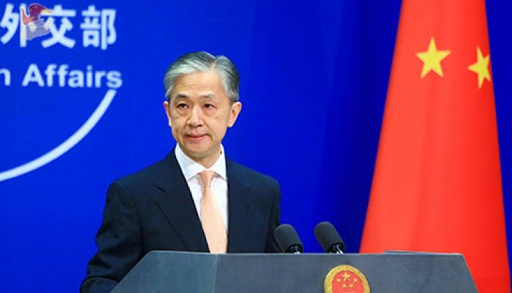 Çin: Pompeo'nun Açıklamaları Cahilliğini Gösteriyor