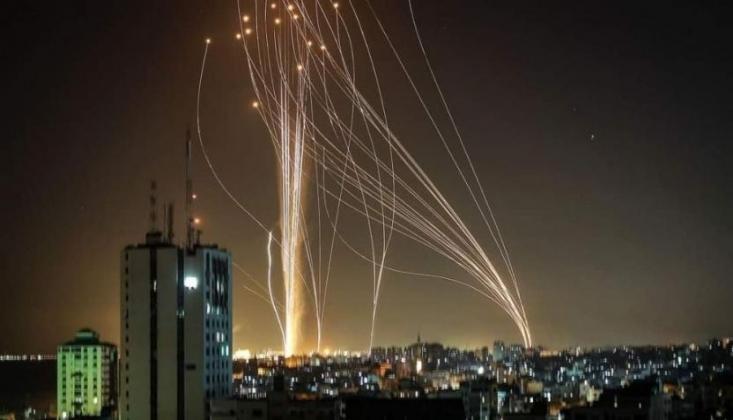 Hamas: Mermiye Mermi, Şehire Şehir, Füzeye Füze