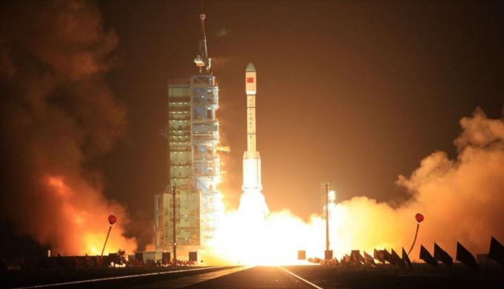 İran'ın Uzaya Fırlattığı Uydu Yörüngeye Yerleşemedi