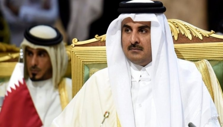 Katar'dan Tunus Cumhurbaşkanına Telefon