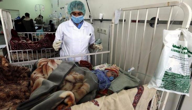 BM: Yemen'de Sağlık Sistemi Çöktü