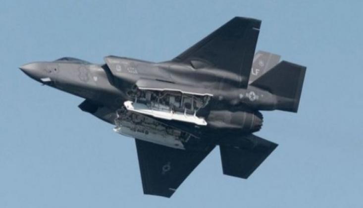 ABD, Türkiye'ye Vermediği F-35'leri Bakın Kime Satacak