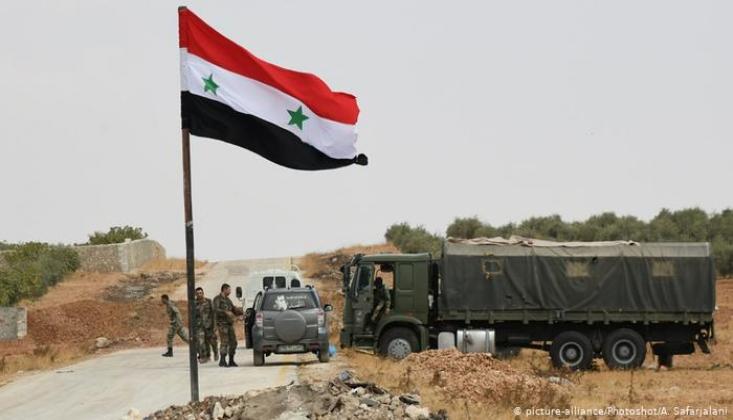 Arap Partileri AB'nin Suriye Yaptırımlarını Kınadı