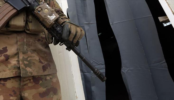 Irak'ta IŞİD'in Lideri Yakalandı