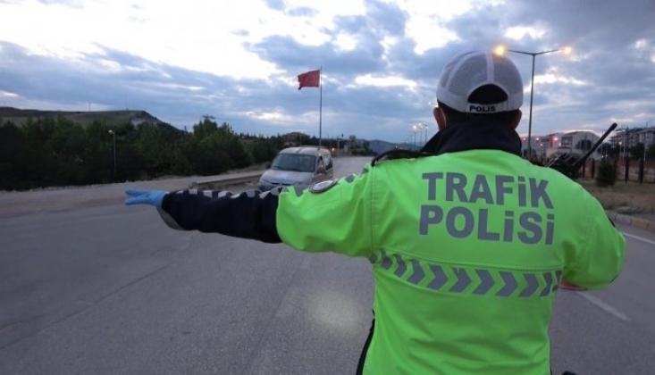 Türkiye'de 43 İlin Geçiş Güzergahındaki Yollar Bayramda Boş Kaldı