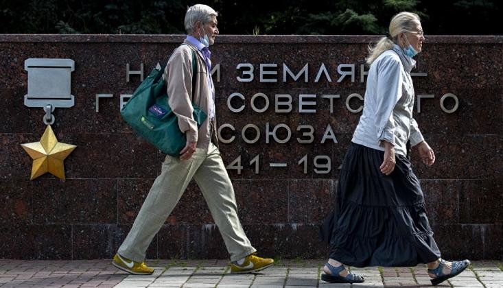 Rusya'da Yeni Koronavirüs Vaka Sayısı 4 Bin 941