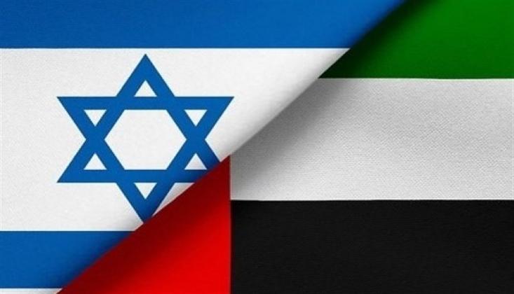 BAE'den İşgalci İsrail'e Bir Hizmet Daha
