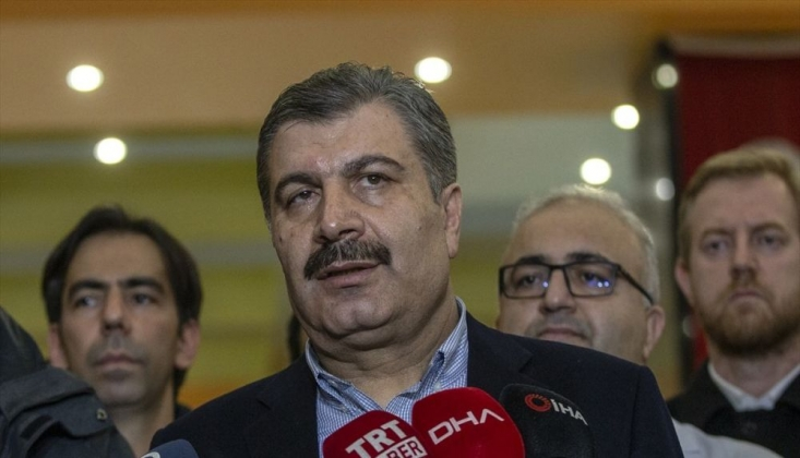 Sağlık Bakanı Koca: 8 Bin 844 Sözleşmeli Sağlık Personeli Alınacak