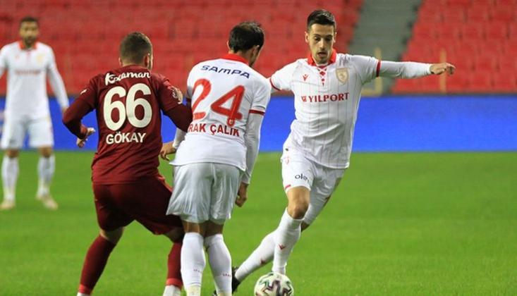 Samsunspor, Bandırmaspor'u 3 Golle Geçti!