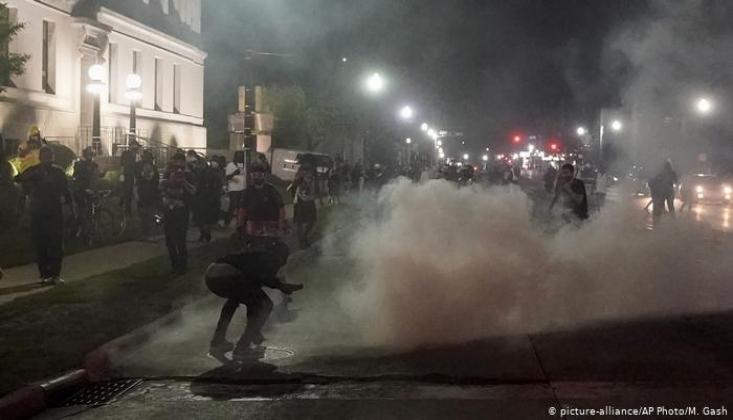 ABD'de Blake Protestoları Devam Ediyor