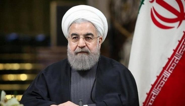 Ruhani'den Türkiye'nin Suriye Operasyonuna İlişkin Açıklama