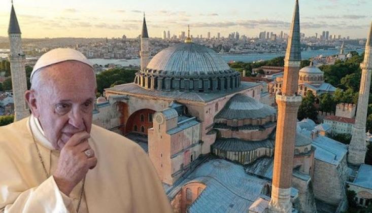 Vatikan'dan Ayasofya Yorumu