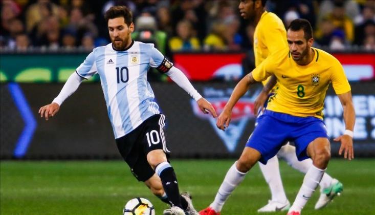 Brezilya - Arjantin Maçı
