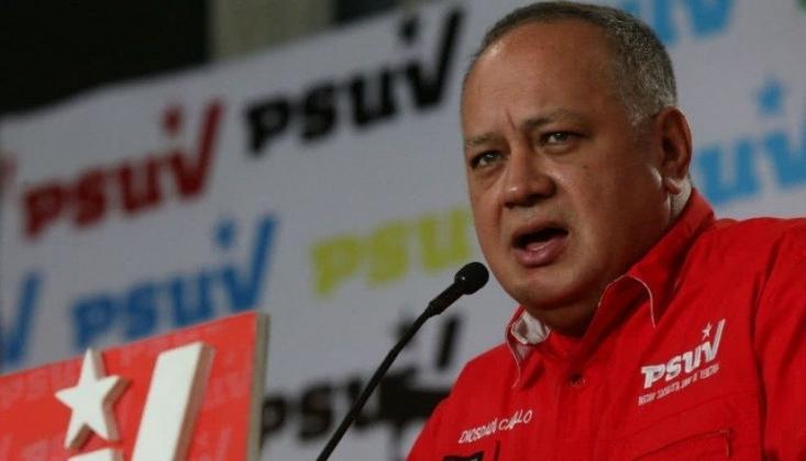 'Amerikan Askerleri Venezuela'dan Sağ Sağlim Çıkamayacaklar'