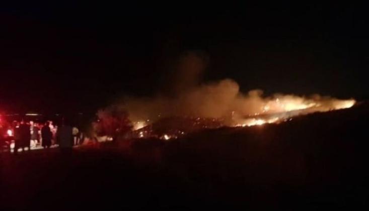 Kuzey Kıbrıs'ta Mühimmat Deposunda Patlama