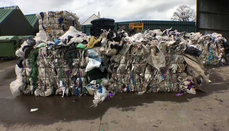 Avrupa'dan Türkiye'ye Gönderilen Plastik Atıkta Fahiş Artış