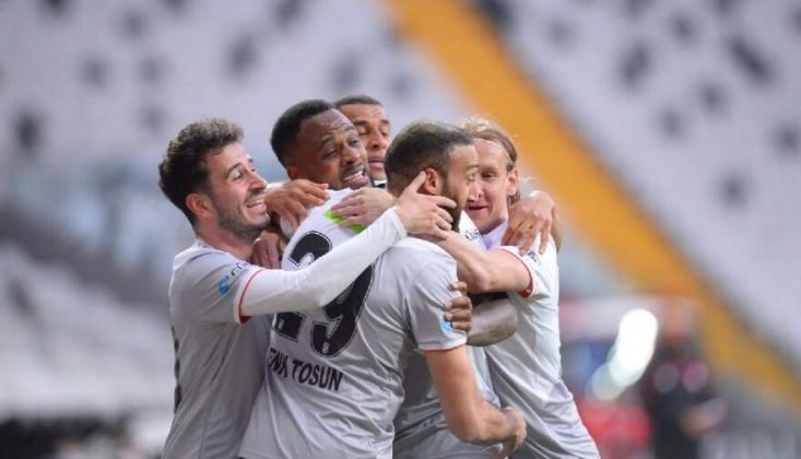 Cenk Golle Döndü! Beşiktaş Yara Sardı