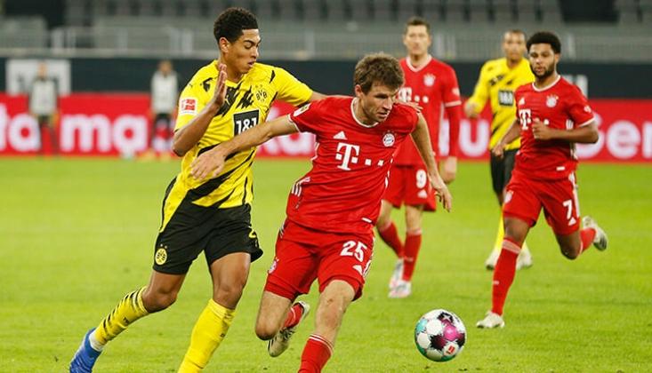 5 Gollü Dev Maçta, Gülen Taraf Bayern Münih Oldu
