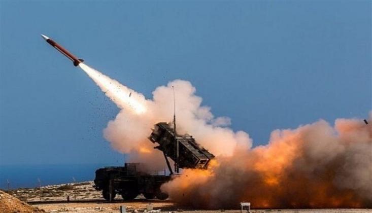 Ensarullah'tan Yeni Füze Saldırısı