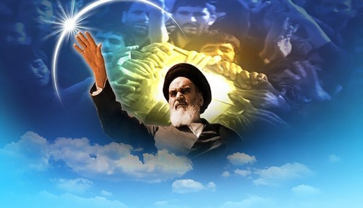 Siyonistlere Karşı Zafer Rahmetli İmam Humeyni'nin Müjdesiydi