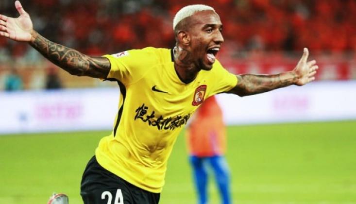 Trabzonspor, Anderson Talisca'nın Peşinde