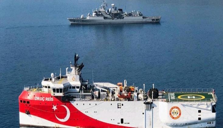 Türkiye, Doğu Akdeniz İçin Yeni Navtex İlan Etti